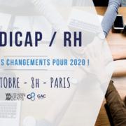 Conférence Handicap 10 octobre Paris